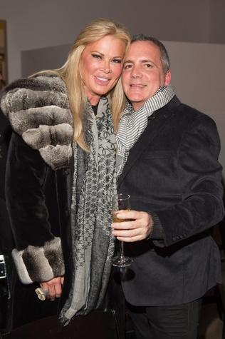 228 Theresa Roemer and Luigi Santos at the Vault Light as Air fashion show January 2015