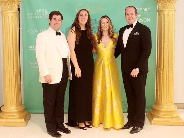 Gabriel Loperena, Sara Loperena, Dr. Rachel Ellsworth, Dr. Warren Ellsworth IV
