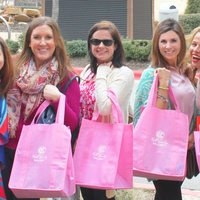 Hill Country Galleria presents Pink Wine Walk for Komen