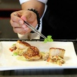 Alma, chef, scallops, David Guerrero