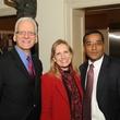 News, Shelby, Mayor Parker Award, Feb. 2015 Richard Schechter, Karen Garcia, Sanjay Ram