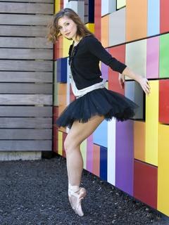 WOMEN@ART Houston Ballet, Melody Mennite