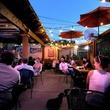 Patio of Inwood Tavern in Dallas