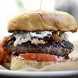 Esquire Tavern San Antonio lamb burger