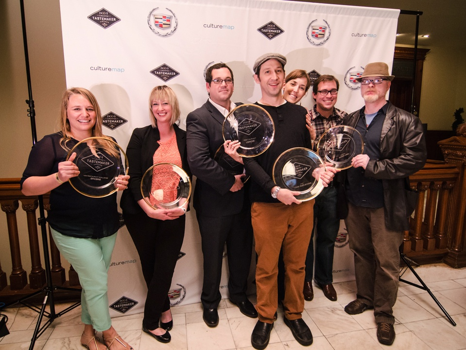 Culture Map's 2013 Tastemaker Awards winners