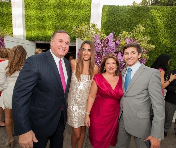 News, Shelby, Steve Trauber, Lexi Trauber, Leticia Trauber, TJ Trauber,  50th birthday, August 2014
