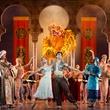 Houston Ballet Aladdin February 2014 Karina Gonzalez and Joseph Walsh choreographed by David Bintley 4