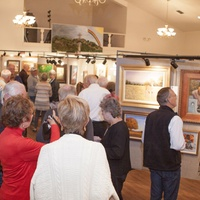 Die Kunstler von Fredericksburg presents 25th Annual Show and Sale