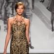 Fashion Week spring 2015 Lela Rose column gown