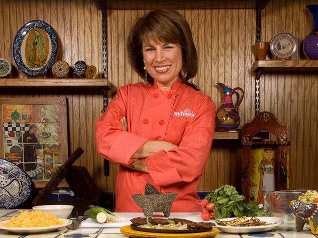 Sylvia of Sylvia's Enchilada Kitchen