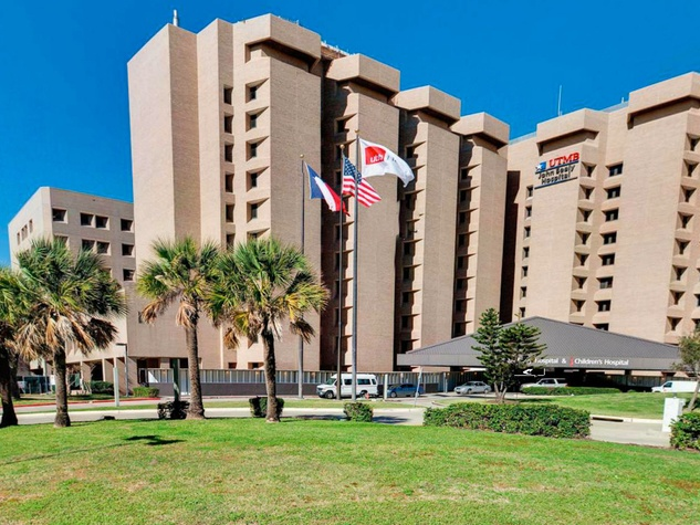 University of Texas Medical Branch at Galveston, John Sealy Hospital
