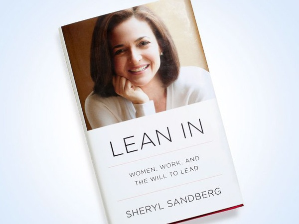 Sheryl Sandberg, Lean In, Facebook COO, book
