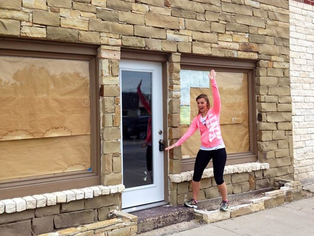 Stella Bakes RED Dessert Dive & Coffee Shop is opening in The Heights in Spring 2014 November 2013