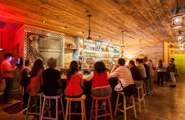 Pastry War Houston bar