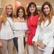 BEAR luncheon 4/16,  Mary Bennet Siegel, Natalie Faust, Lisa McCollam, Michelle Stewart