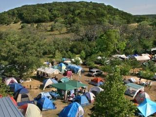 Austin Photo Set: arden_kerrville folk festival_may 2012_camping