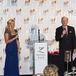 Chita Johnson and Matt Musil at the Moran Norris Foundation Gala