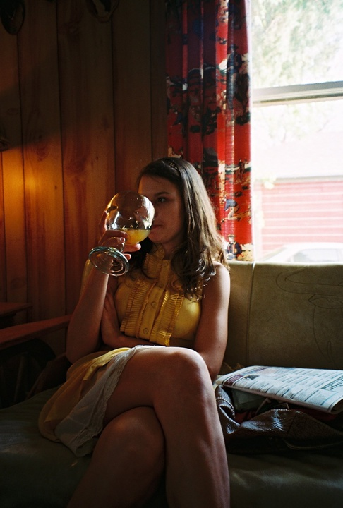 Austin Photo Set: Photo Essay_Katherine Squier_Summer in Austin_drinking