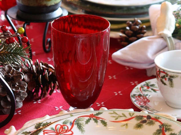 News_Christmas brunch_table setting
