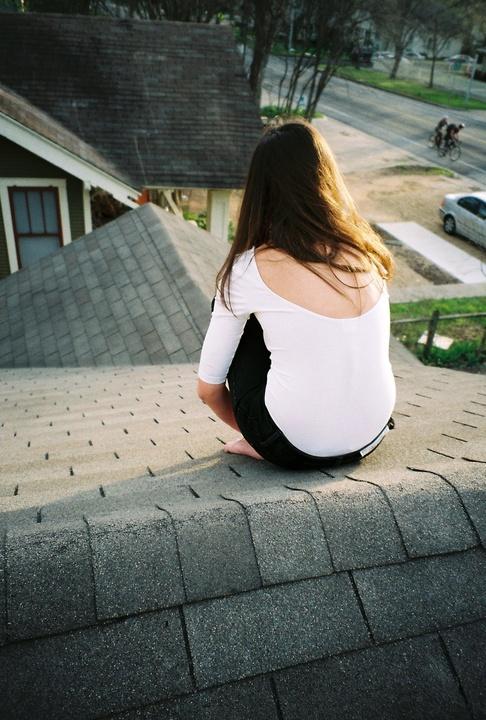 Austin Photo Set: Photo Essay_Katherine Squier_Summer in Austin_roof