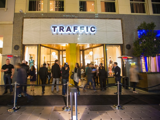 TRAFFIC Women Re-Igniting Spring Event