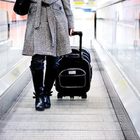 airport, baggage, luggage