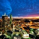 Justin Terveen Dallas skyline