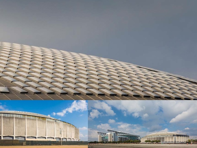 ULI Recommendations for the Astrodome December 2014 roof images