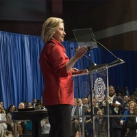 Hillary Clinton at Texas Southern University