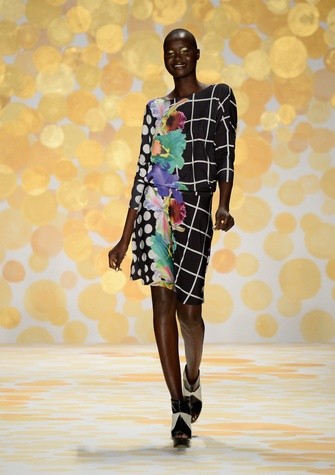 Desigual fall 2014 collection