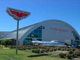 Frontiers of Flight Museum