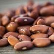 Photo of green bean seeds