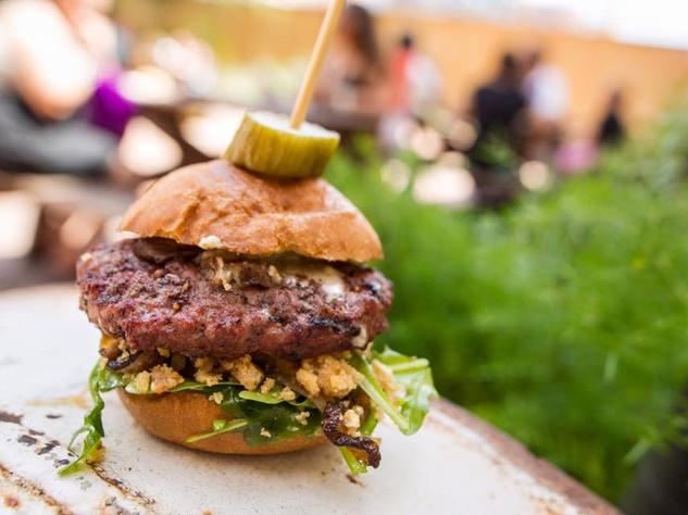 Culinaria Festival burger
