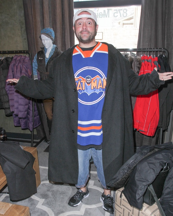 Kevin Smith at Columbia Lounge at Sundance Film Festival