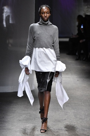 Milly fall 2017 collection look 2