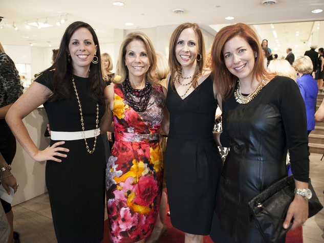 Laura Reeder, Anne Reeder, Sara Reeder Belle, Beth Johnson