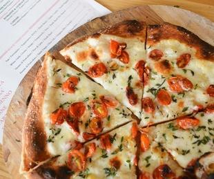 Pizzeria Solario Filetti pizza