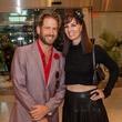 Jeff Shell, Beth Muecke at Heart of Fashion kickoff