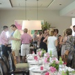 The venue at the Heights Summer dinner July 2014