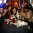 Natalen Castrejana, from left, Kaki Crudup, Stacy Freeman, Katie Wooldridge, Sally Rae and Maria Eleni Koines at the TIRR party January 2015