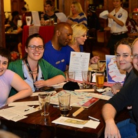 Literacy Advance Houston presents Scrabble in the City 2016