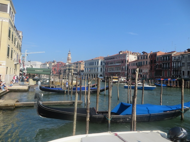 Jane Howze Italy trip Venice October 2014 Venice. Photo ops every where