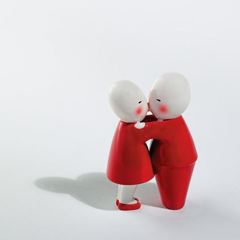 Alessi Figure Valentine's