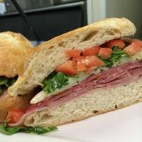 Jack macs swill & grill, italian hero sandwich