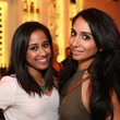 2803 Prethi Mabbu, left, and Mariam Malik at the Crimson grand opening party July 2014