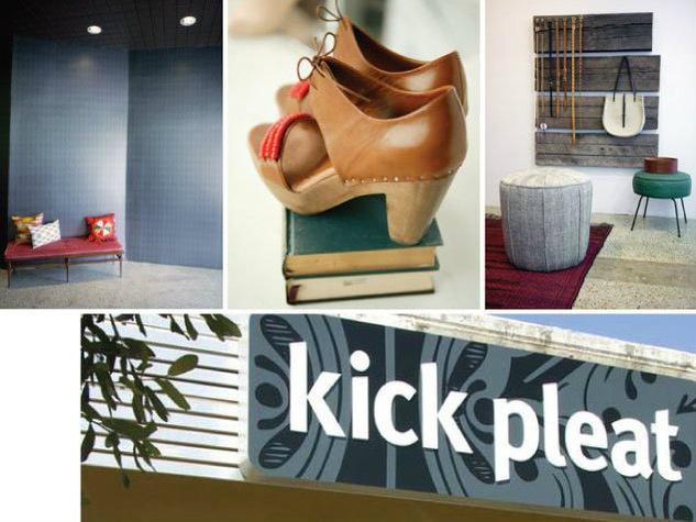 Kick Pleat shop Austin