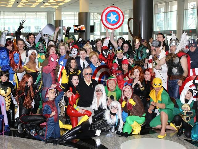 Dallas Comic Con Fan Days