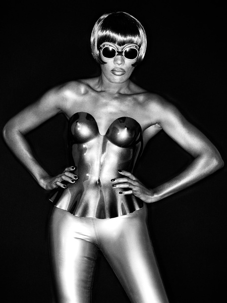 News_Greg Gorman_Grace Jones