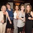 35 Houston Ballet Nutcracker kickoff September 2013 Dottie Erwin, Connie Reddy, Clemencia Larimore, Pam Staples, Mary Alice Parmet