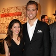 Danielle Dicesare, Ricky Grunden, diffa media preview party